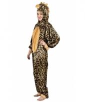 Verkleedpak giraffe voor dames