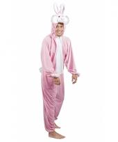 Verkleedpak konijn haas voor heren