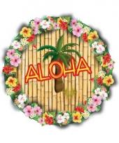 Viltjes met hawaii vlag opdruk