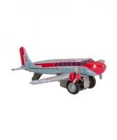 Vintage speelgoed vliegtuig 25 cm