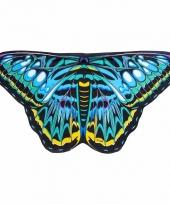 Vlinder verkleed vleugels voor kids clipper
