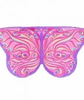 Vlinder verkleed vleugels voor kids fantasie