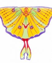 Vlinder verkleed vleugels voor kids komeetstaart