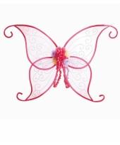 Vlinder vleugels bloemen