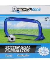 Voetbalgoal pop up