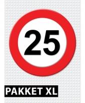 Voordeelbox 25 jaar artikelen xl