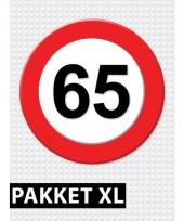 Voordeelbox 65 jaar artikelen xl