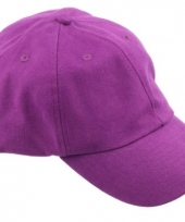 Voordelige paarse petjes