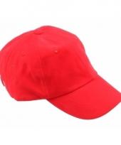 Voordelige rode petjes