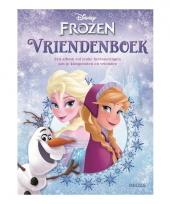 Vriendschapsboek van frozen