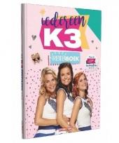 Vriendschapsboek van k3 10089811
