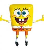 Vrolijke opblaas spongebob