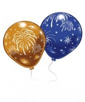 Vuurwerk ballonnen 8 stuks