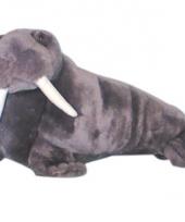 Walrus knuffeltje 29 cm