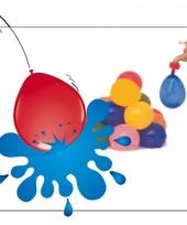 Water ballonnetjes 50 stuks