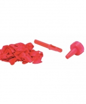 Waterballonnen 60 stuks met opzetstuk roze