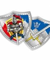 Wegwerp bordjes ridder 10145089