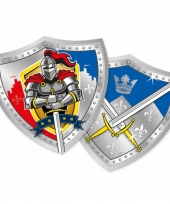 Wegwerp bordjes ridder