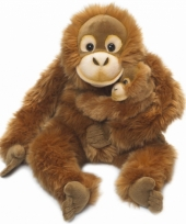 Wereld natuur fonds orang utan 25 cm