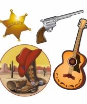 Western versiering pakket