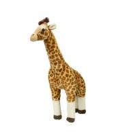 Wild republic knuffel giraffe 63 cm