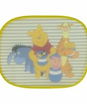 Winnie de pooh zonneschermen 2 stuks