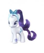 Wit my little pony speelfiguur 8 cm