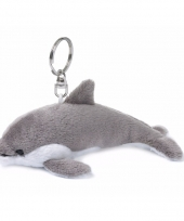 Wnf pluche dolfijnen sleutelhangertje