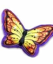 Woondecoratie kussen vlinder 50 cm 10119346