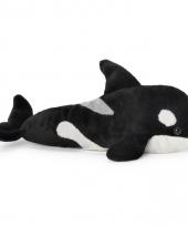 Wwf knuffelbeest orka 23 cm