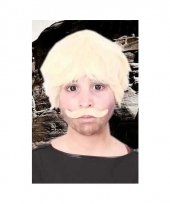 Zelfklevend plaksnor in de kleur blond