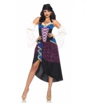 Zigeuner verkleedkleding voor dames