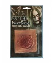 Zombie wond 1 stuk