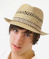 Zomer hoeden voor heren