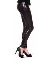Zwarte dames legging
