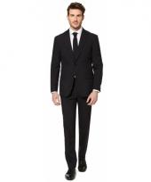 Zwarte pakken kostuums voor heren