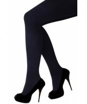Zwarte pieten kousen met gulp voor dames