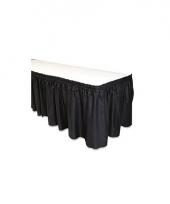 Zwarte tafelrok