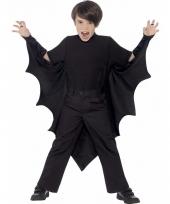 Zwarte vampier vleugels voor kids
