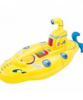 Zwembad opblaas duikboot 165 cm
